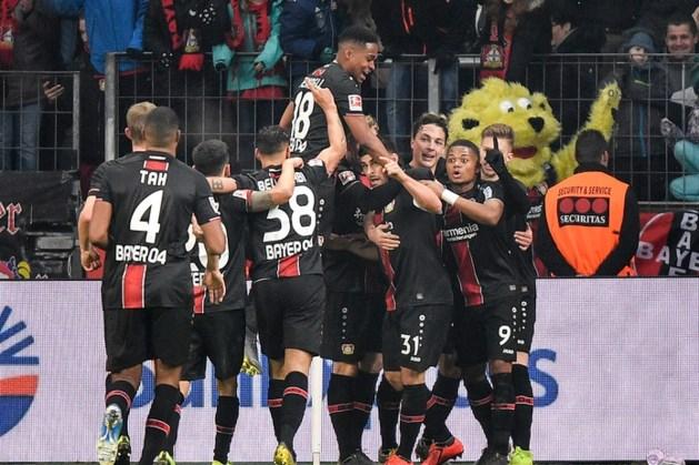 Bosz stunt met Leverkusen tegen Bayern München