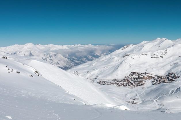 Dode en gewonden bij lawine in Franse Alpen