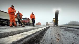 Verkeershinder door herstelwerkzaamheden op verbindingsweg van A67 naar A73 bij Venlo