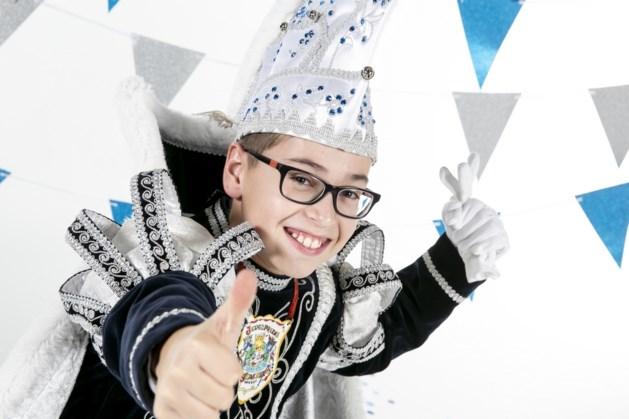 Stan van Dijk is de nieuwe jeugdprins van De Rogstaekers