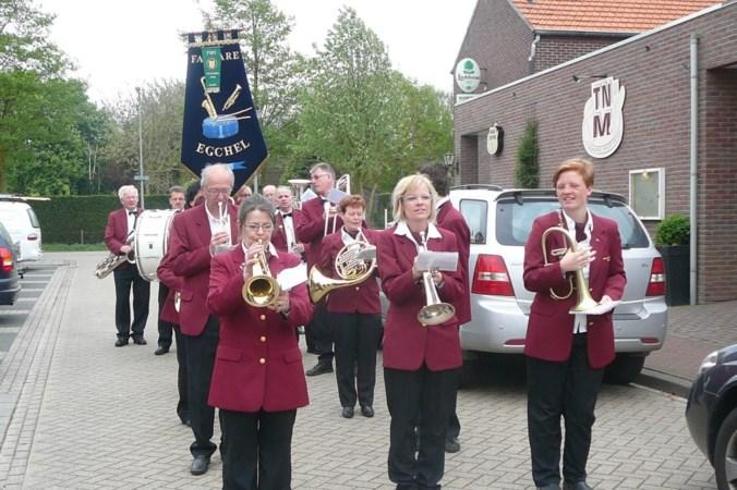 Muziekvereniging Egchel viert 50-jarig bestaan