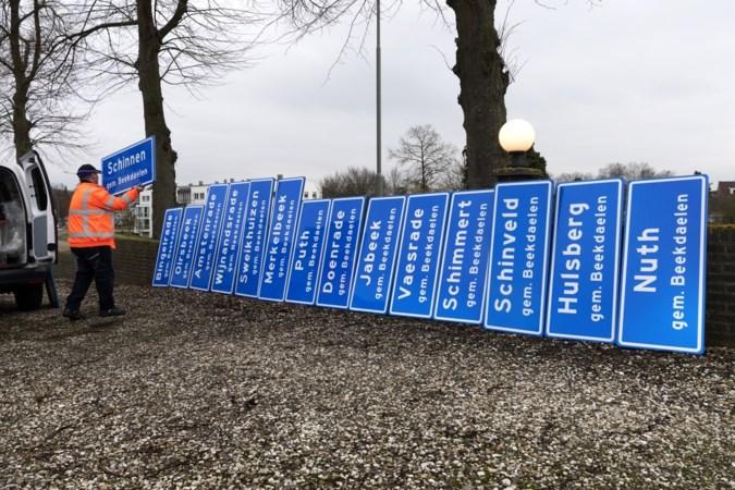 Discussie over schrijfwijze in het dialect van Beekdaelense kernen
