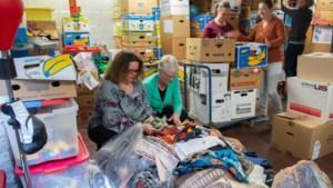 Speelgoed- en kledingbank in Geleen kan geen spullen meer aannemen