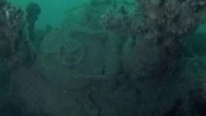 Duitse duikboot uit Tweede Wereldoorlog gevonden in Zwarte Zee