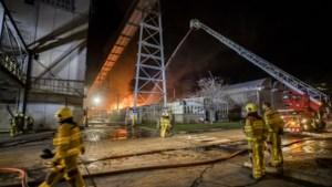 Brand bij loods ENCI in Maastricht niet aangestoken