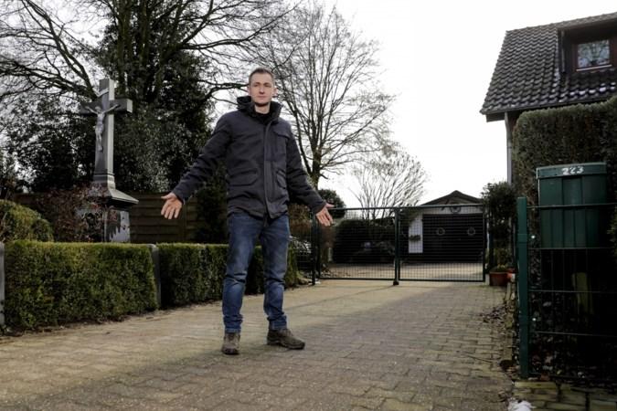 Wegkruis in Herkenbosch leidt na ruim honderd jaar tot broedertwist