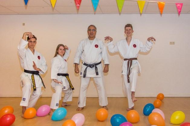 Limburg heeft eerste Okinawa Goju-Ryu karateka's met zwarte band
