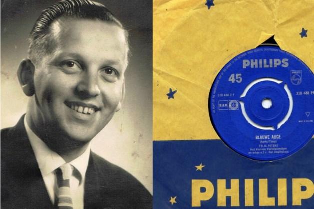 Felix Peters had een gouden stem