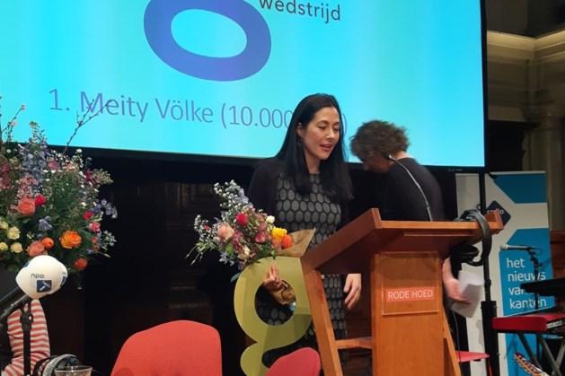 Roermondse wint Turing Gedichtenwedstrijd 2019