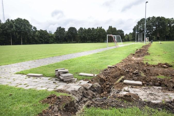 Rel over voetbalvelden in Meerssen pakt nog duurder uit