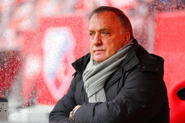 Advocaat wil geen trainer van Feyenoord worden