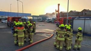 Stankoverlast na ongeval tankauto Alblasserdam