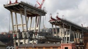 Eerste deel ingestorte brug Genua ontmanteld, hele klus gaat minstens vijf maanden duren
