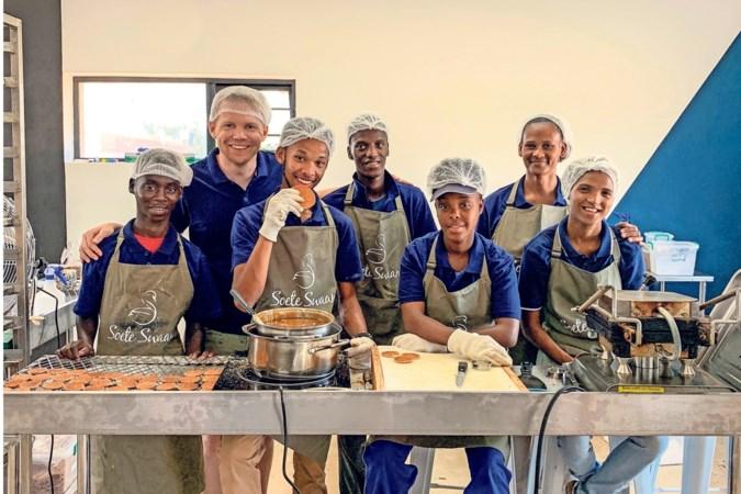 'Zuid-Afrikanen zijn dol op onze stroopwafels'