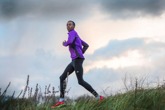 Abdi Ali verbetert na blessureleed record op NK