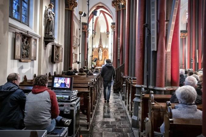 Enkeling treurt om camera's bij kerkdienst in Landgraaf