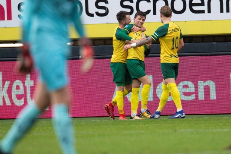 Fortuna weer baas in eigen huis, club pakt belangrijke punten tegen Excelsior
