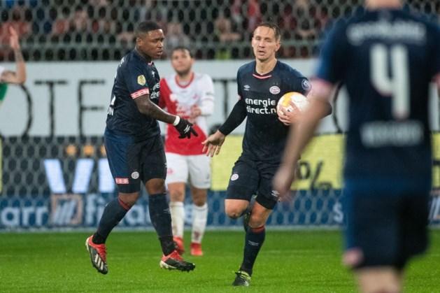 Koploper PSV in slotfase naast FC Utrecht