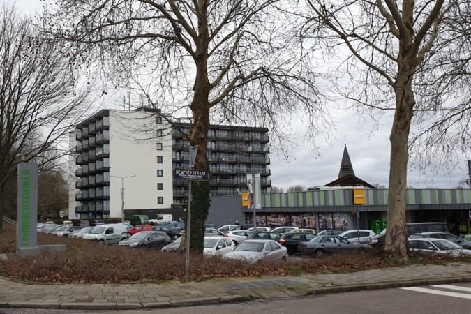 Studio's in Sittardse Dempseyflat moeten plaatsmaken voor grotere appartementen