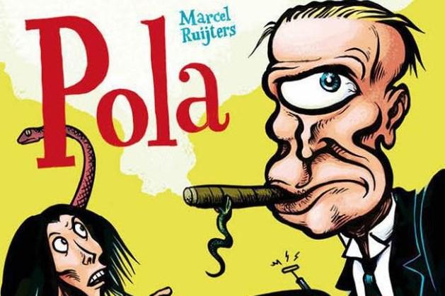 Presentatie nieuwe strip Marcel Ruijters in Sittard