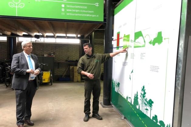 Bergen presenteert biomassakachel