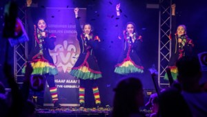 Carnavalsavond Marotte-jeugd in Volt