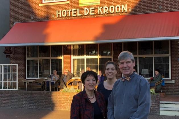 Toon en Marian von der Haar verkopen Hotel De Kroon