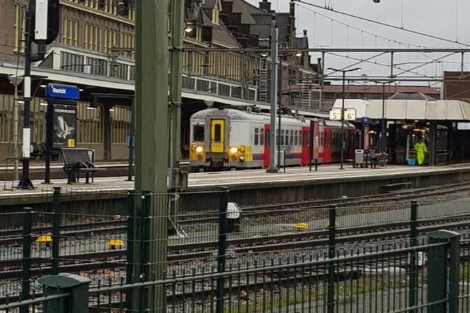 Belgische trein rijdt zonder beveiliging door Maastricht