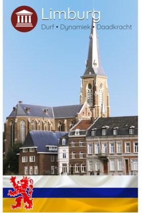 Forum voor Democratie herstelt blunder en haalt Duitse kerk van Limburgse poster