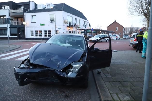 Lichtgewonde bij ongeval in Susteren