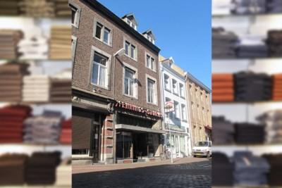 Modewinkel in Sittards rijksmonument afgeblazen