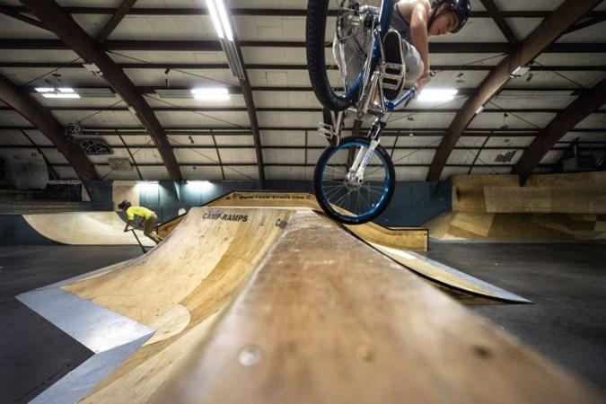 Conflict tussen beheerder skatepark en BMX'ers escaleert: 'Wie heeft nou geen respect?'