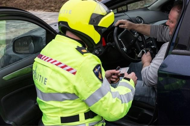 Man met vals rijbewijs aangehouden op A67