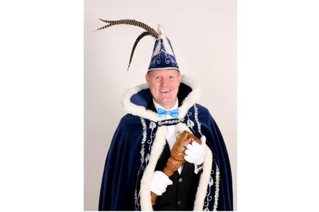 Vijf vragen aan prins Marco 1 Buijs van De Klotbultjes uit Griendtsveen