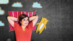 De levensles van Mieke Janssen (die van Bjorn): blief òw aege