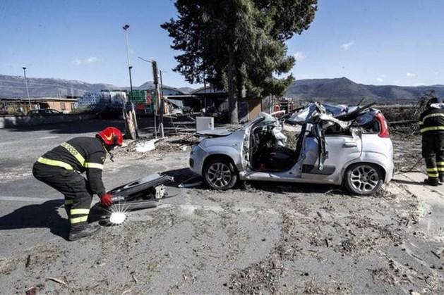 Storm kost drie mensen het leven in Italië