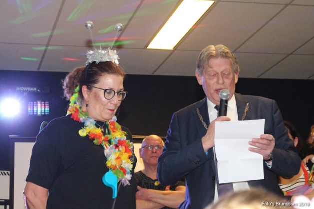 Brunssumse erepenning voor Marion Theunissen-Zonneveld
