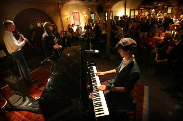 Pianorecital in herberg de Zwarte ruiter