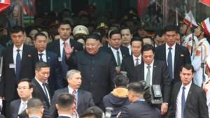 Kim Jong-un aangekomen in Vietnam voor top met Trump