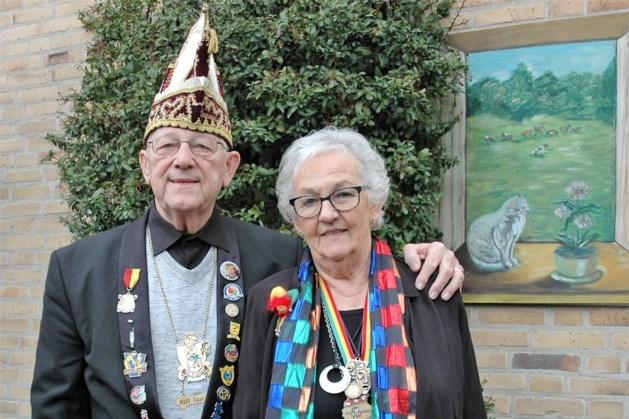 Carnavalsliefdes: Amor sloeg toe tijdens polonaise bij Joke en Karel