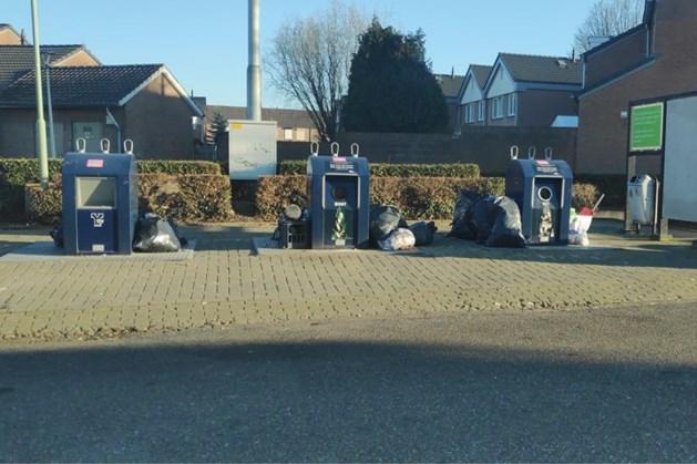Afvaldumpers beboet in Hoensbroekse wijk Nieuw-Lotbroek