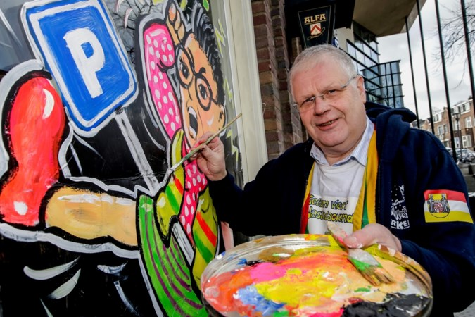 Creatieve duizendpoot Ruud van Wersch tekent altijd meerdere lagen