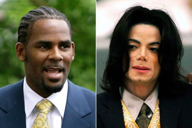Mogen we de muziek van R. Kelly en Michael Jackson nog goed vinden?
