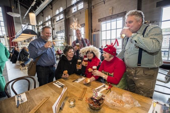 Oscarnaval in het Maastrichtse feestgedruis: oorlogsfilm in berenpak