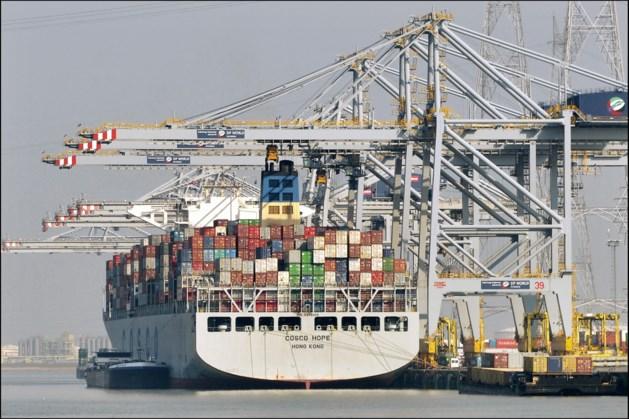 Grote drugsvangsten in haven Antwerpen