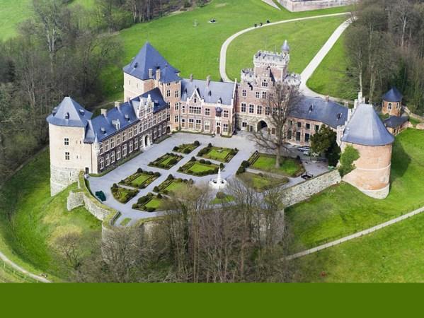 Win dagtocht Kasteel van Gaasbeek   Brussel