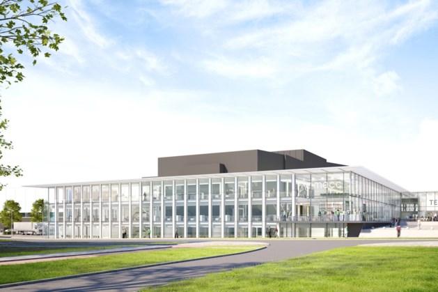 Verbouwing MECC valt fors duurder uit: 49 miljoen euro