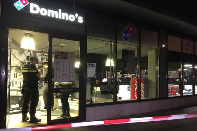 Politie zoekt vier mannen en vrouw voor overval op pizzeria