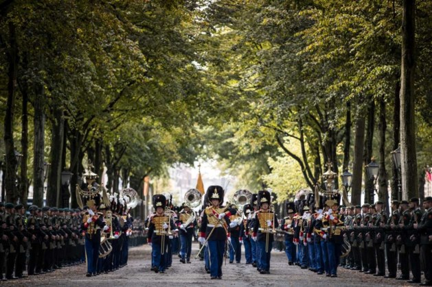 Concert Koninklijke Militaire Kapel Johan Willem Friso in Gennep