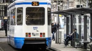 Stakingen in openbaar vervoer grote steden